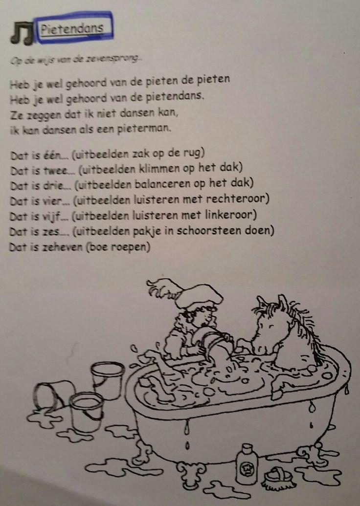 Liedje Pietendans