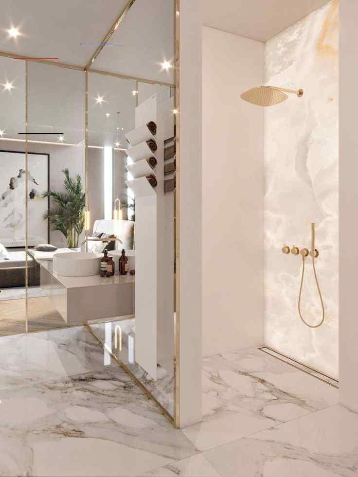 39 Luxus Interieurdesign Fur Badezimmer Badezimmer Design Fur Luxus In 2021 Luxury Bathroom Master Baths Bathroom Interior Design Modern Bathroom Interior Design