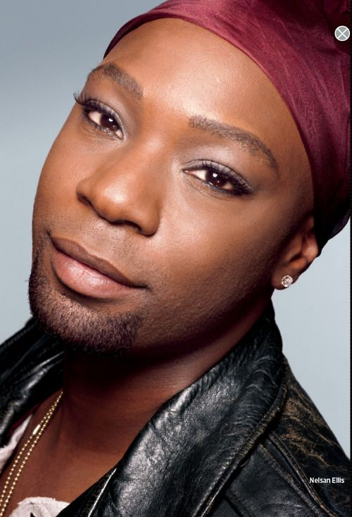 Nelsan Ellis - Entertainment Weekly by Alexei Hay