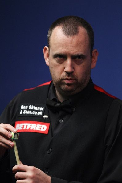 Mark Williams - Snooker Player. 2004.