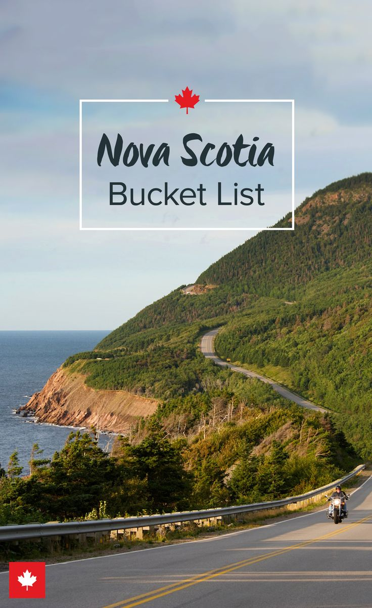 If Canada's Nova Scotia wasn't already on your vacation bucket list, this should do the trick. The Atlantic province holds so much beauty and personality, it's impossible to resist its charms. Scottish music, culture, and heritage are front and centre, fresh lobster dinners are all you'll want to eat, and you'll have endless selfies with quaint lighthouses for your Instagram feed. Take a chance on Nova Scotia. | @explorecanada