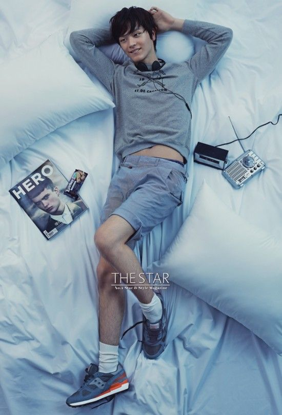 MYNAME's Seyong and BTOB's Sungjae are 'beautiful boys' in 'The Star's bedroom pictorial | allkpop.com