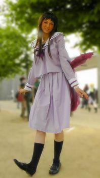 Hiyori Iki (Noragami) - May MCM 2016 by SakuraWindChime