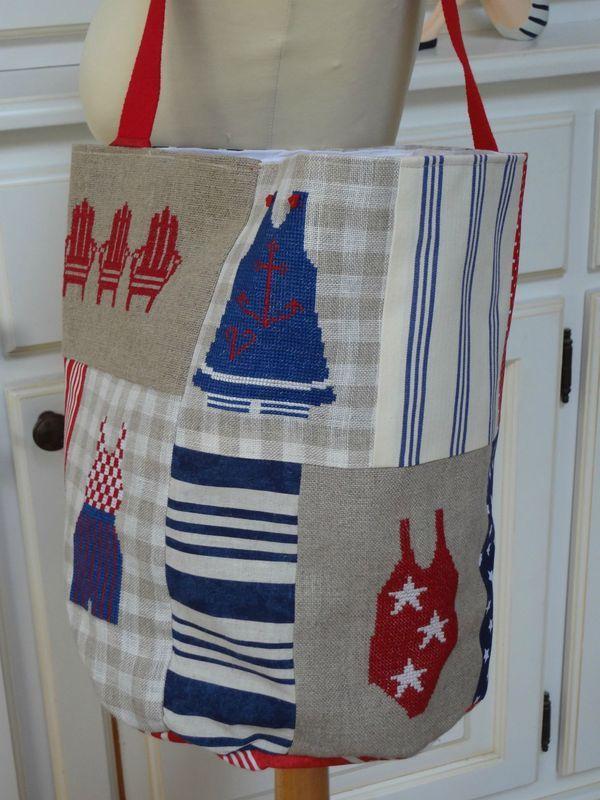 sac de plage (s'il fait beau un jour) !!!!