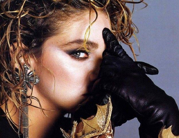 Moda anni 80 Madonna