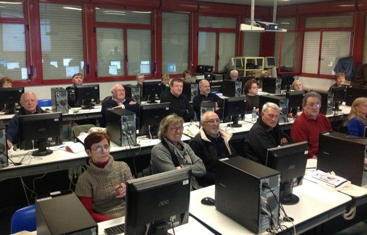 Vetrya e UNLA per l'alfabetizzazione informatica con il progetto 'Nonni su internet'. #vetrya #vetryacorporatecampus #Orvieto