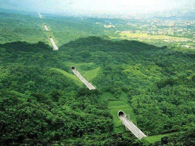 Tunnel in taiwan