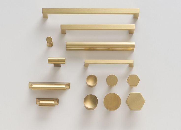 T Pull in Brass from School House Electric & Company | Est Living Design Directory