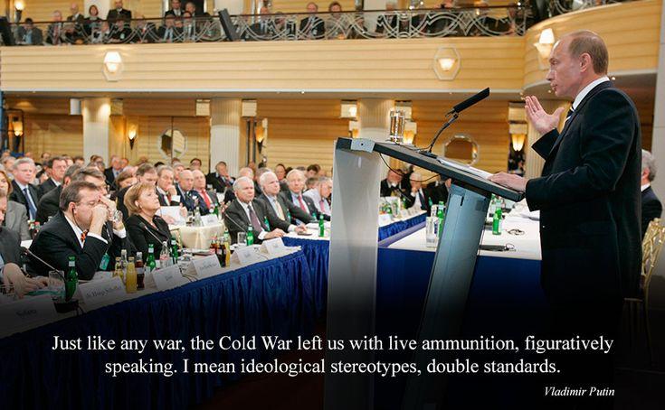 'Wars not diminishing': How Putin's iconic 2007 Munich speech sounds today — RT News