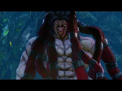 Street Fighter 5 trailer introduces a brand new fighter - PC Gamer