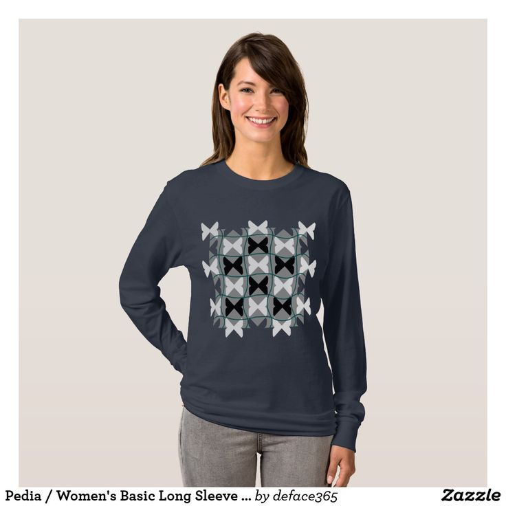 Pedia / Women's Basic Long Sleeve T-Shirt
