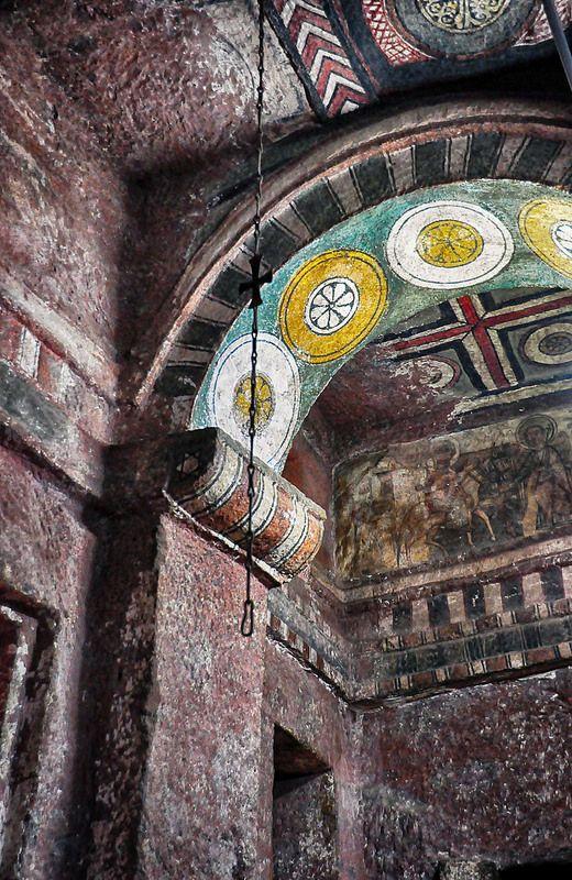 Rock Church, Lalibela  Ethiopia