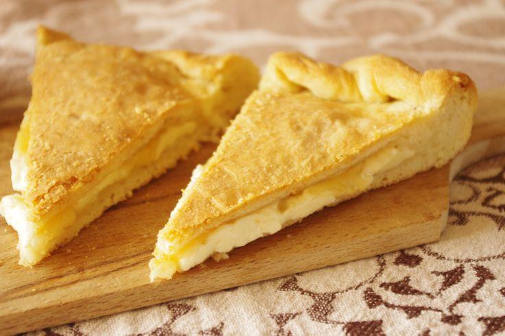 La ricetta della focaccia di Recco Bimby, per sfornare una ricetta ligure: una focaccia croccante farcita con formaggio. Ottima come antipasto o aperitivo