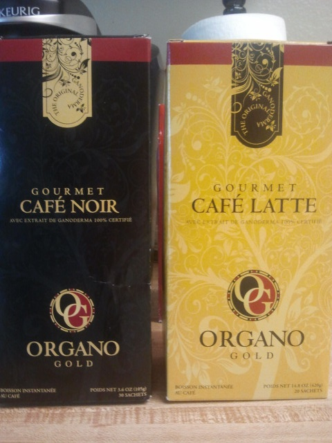The best coffee ever! Has Ganoderma extract in it! Buy from from jennfree.organogold.com! Please repin and spread the word!
