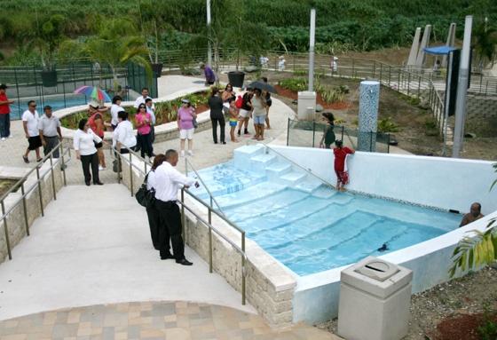 Extractores De Baño Puerto Rico:Los Banos De Coamo Puerto Rico
