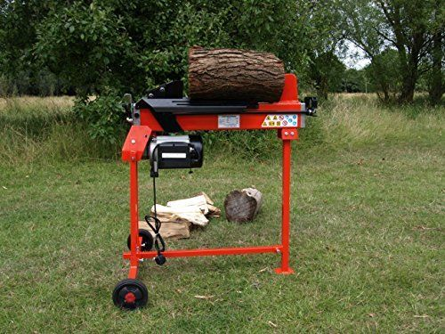 Just thought I would pin the FM 10 log splitter from Forest Master, this is the exact model I have used for the last few years to split about 8 tons a year to keep us going through winter.  What I really like about this log splitter is that it's a good working height, reducing the amount of bending you need to do.  One tip: make a table out of a couple of saw horses and piece of ply to stand next to it on the far side, and it will make life even easier as you will have a place to put logs as…