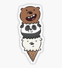Imagini pentru we bare bears stickers