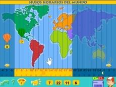 Husos horarios #husos #mundo