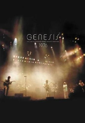 Genesis In Concert 1976 album cover