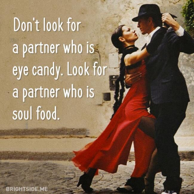 The right dance partner makes life much more fun!
