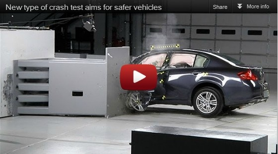 IIHS New Crash Test with Luxury Cars; Woman Stole from Wausau Law Firm