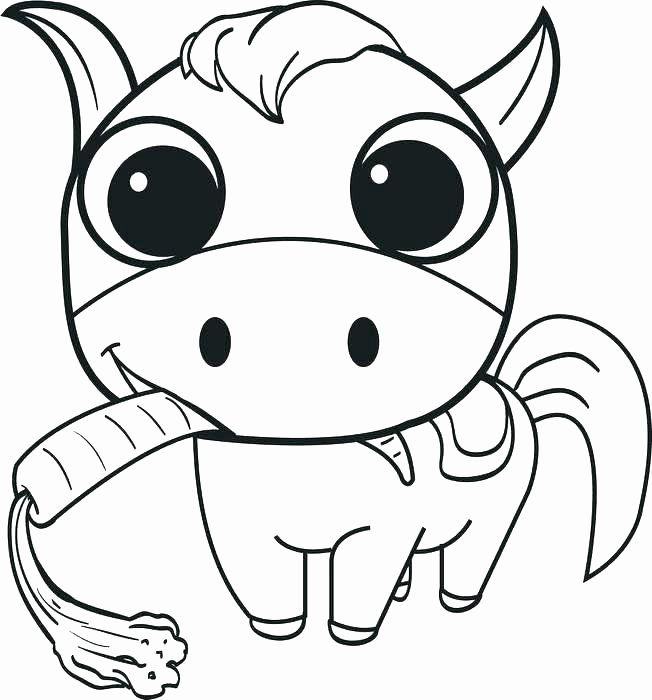 Horse Head Coloring Page Lovely Simple Horse Head Drawing At Getdrawings Cute Animals Images Horse Coloring Pages Horse Coloring
