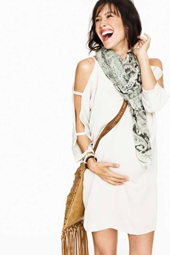 Hatch Collection Takes the Dowdy Out Of Maternity Wear