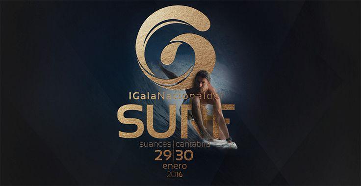 El 29 y 30 de enero 2016 la Federación Española de Surf junto a la Federación Cántabra organizan la primera gala nacional del surf. El lugar elegido es el Hotel Azul y en las playas de Los Locos y la Concha, con una programación llena de eventos de especial simbolismo. Por ejemplo el encuentro llamado