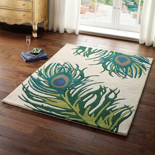 53 Best Peacock Linens Rugs Images On Pinterest Peacock