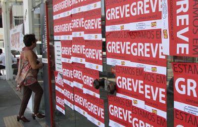 Portal Galdinosaqua: A greve dos Bancários acabou em 24 estados e no DF...