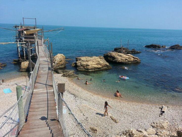 Cala Turchina... Splendido ottobre in Abruzzo!