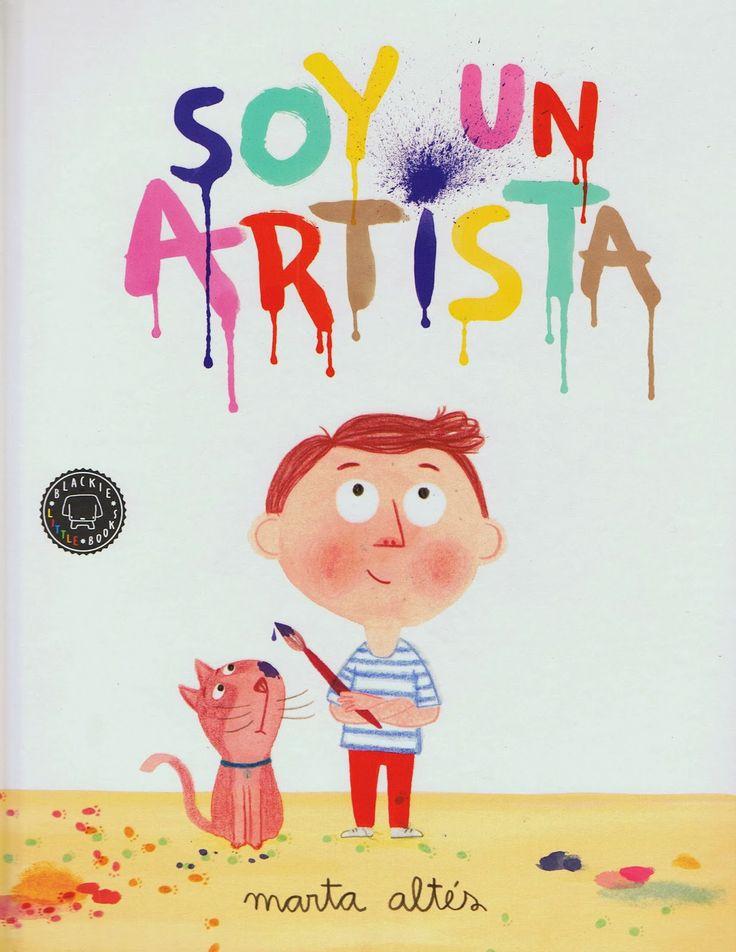 Cuento a la vista - El blog de los cuentos infantiles: Avistamos cuento: Soy un artista