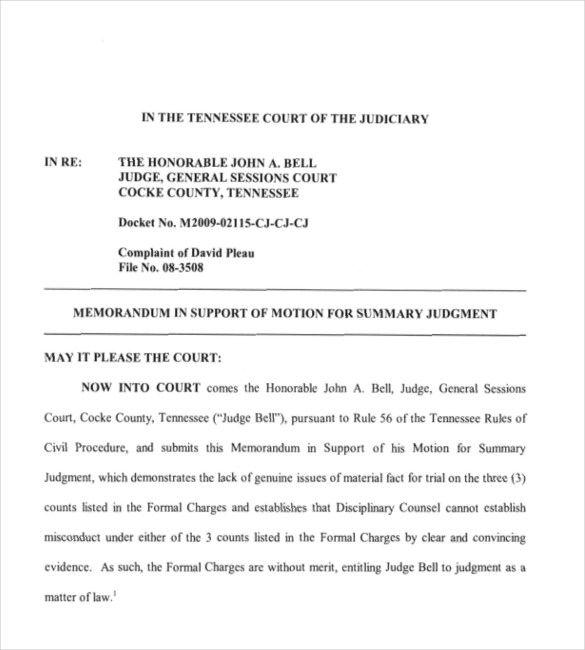 Image Result For Format Of Legal Memorandum With Images Memo