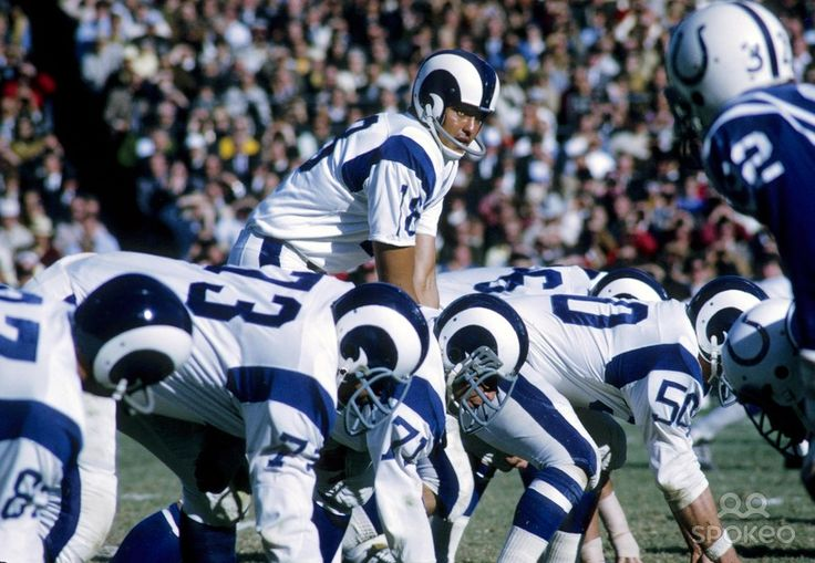 Roman Gabriel - Los Angeles Rams