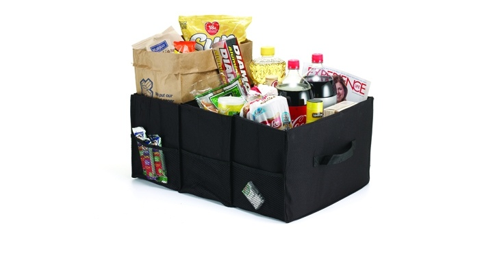 Car Trunk OrganizerCargo Totes, Cars Organic, Kitchens Dining, Black Kitchens, Grocery Totes, Jokari Grocery, Cars Trunks Organic, Expanded Cargo, Products