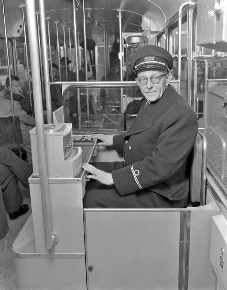De tramconducteur