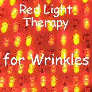 Some people like to use a red light therapy device for effectively treating their wrinkles and fine lines