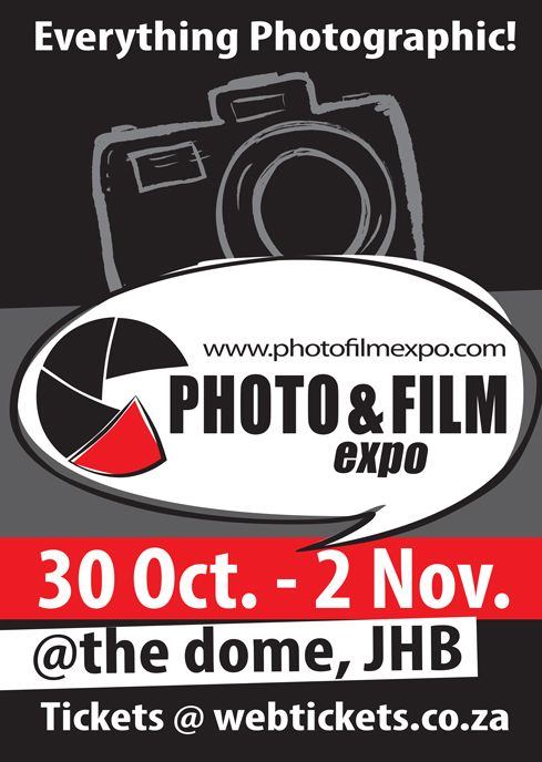 Annual Photographic event, everything Photography. The Largest Photographic event in Africa!