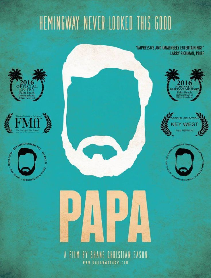 Papa (2016)This comedic documentary details an annual Ernest Hemingway look-alike contest.Available January 20, 2017 #refinery29 http://www.refinery29.com/2016/12/132665/netflix-new-releases-january-2017#slide-60