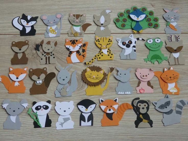 Need to make these! Stampin'Up! Foxy Friends and Friends by Lysette, The Netherlands