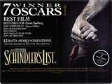 Synopsis: Based on a true story, Steven Spielberg's Schindler's List stars Liam Neeson as Oskar Schindler, a German businessman in Poland who sees an opportunity to make money from the Nazis' rise to power. He starts a company to make cookware and utensils, using flattery and bribes to win military contracts, and brings in accountant and financier Itzhak Stern (Ben Kingsley) to help run the factory. By staffing his plant with Jews who've been herded into Krakow's ghetto by Nazi troops…