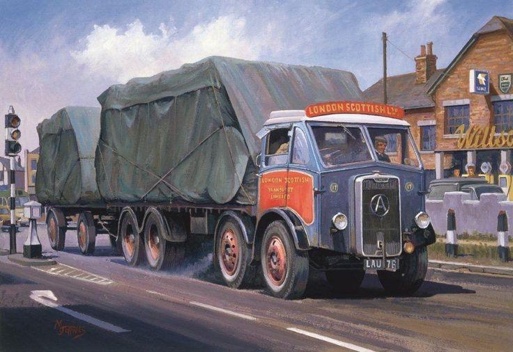 Atkinson London Scottish » Transport Artist