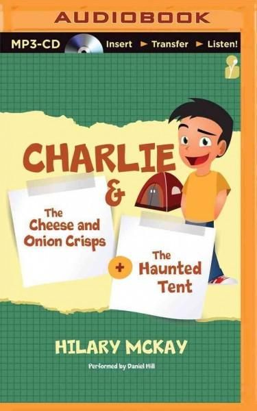 The Cheese and Onion Crisps plus The Haunted Tent