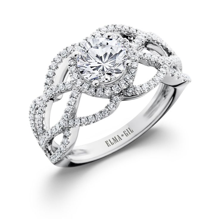 Lovely Emma Gil Engagement Rings for Sale Online Loose Diamonds