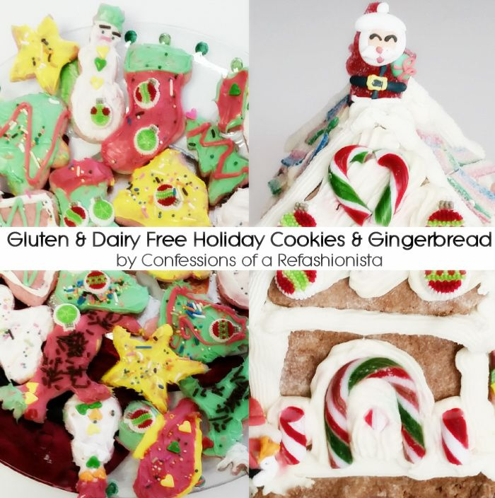 Discover the simple tricks to create my scrumptiousGluten & Dairy Free Holiday Cookies & Gingerbread Recipes & whip some up in time for Santa!