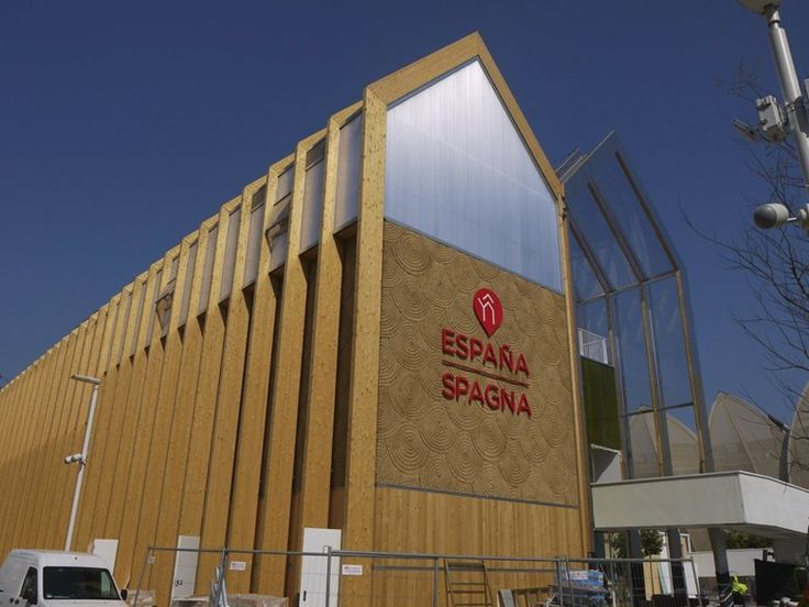 Spain Pavilion at Expo Milano 2015, Milano, 2015 - b720 Arquitectos