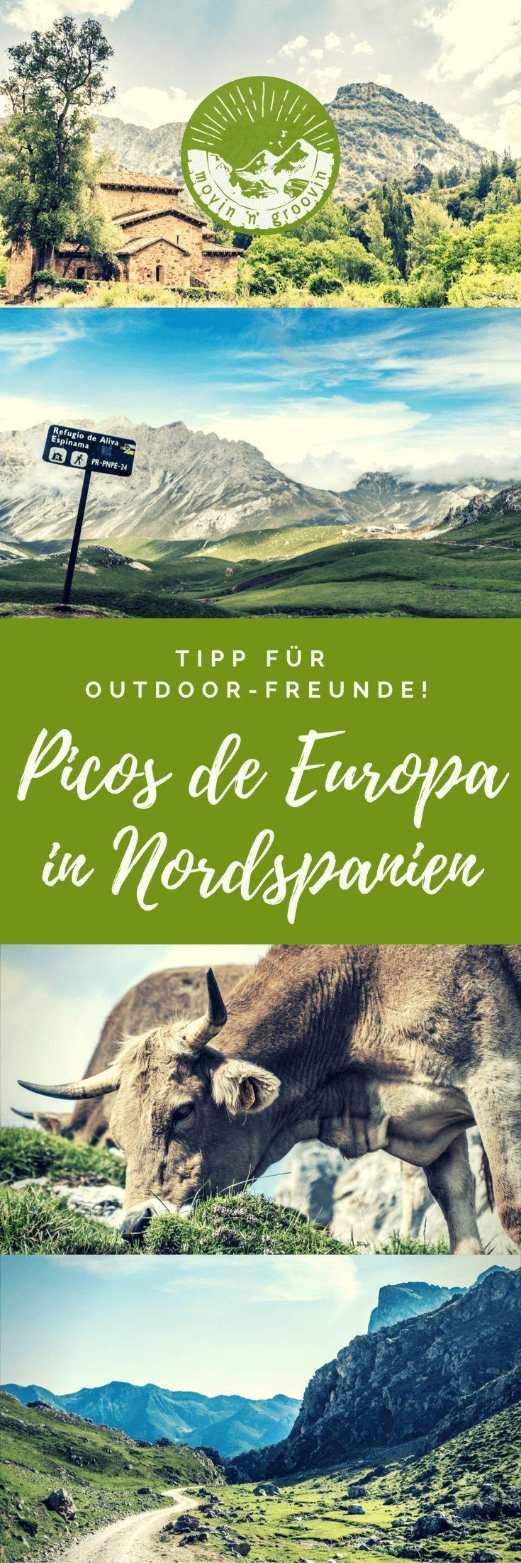 Picos de Europa in Nordspanien – Tipps für den perfekten Trip! Wieso kannte ich die Picos de Europa bis vor kurzem gar nicht? Zum Glück ist mir dieser Nationalpark bei meiner Reise durch Nordspanien aufgefallen…  #Spanien #Wandern #Outdoor #Kantabrien