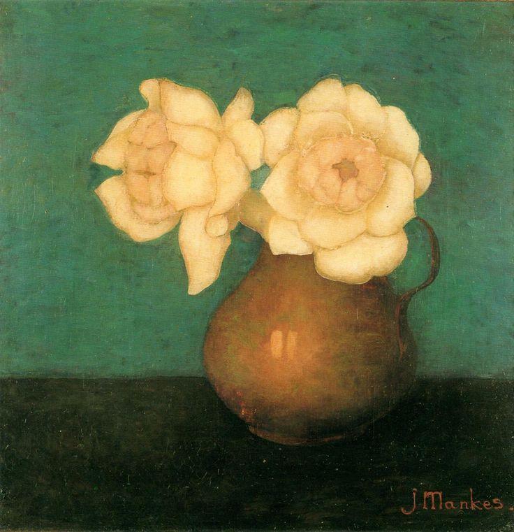 Jan Mankes, stil life