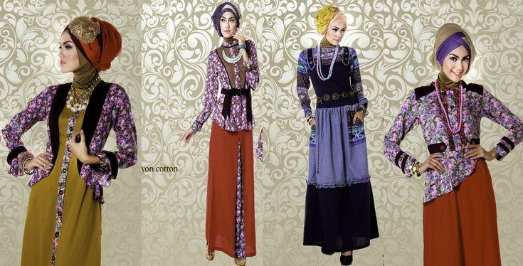 Tips Memilih Baju Muslim, Hijab dan Gamis Modern - Busana muslim modern kini sudah mulai meramaikan dunia fashion di tanah air. Tidak hanya tren baju korea, gaya minimalis dan segala macamnya, kini tren baju gamis pun mulai banyak yang memakai. Bahkan tidak hanya kaum muslim saja yang memakai, kaum yang memeluk agama lain pun juga memakainya.