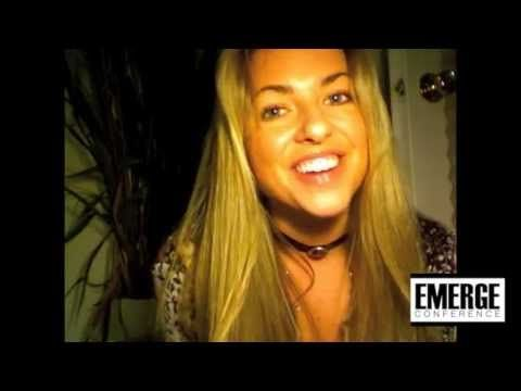 Message from Kate Todd: EMERGE Conference 2013